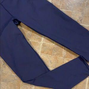 Fabletics Pants - Fabletics compression leggings size women's XL